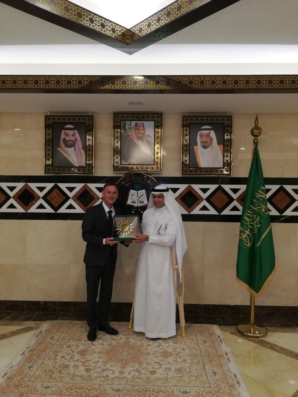 Vizita ne Arabine Saudite