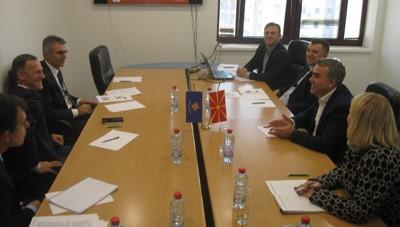 Vizita e AP ne ZSHA Maqedonise