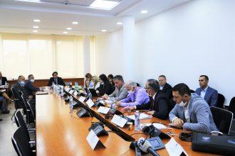 AP ne Komisionin per Buxhet dhe Transfere