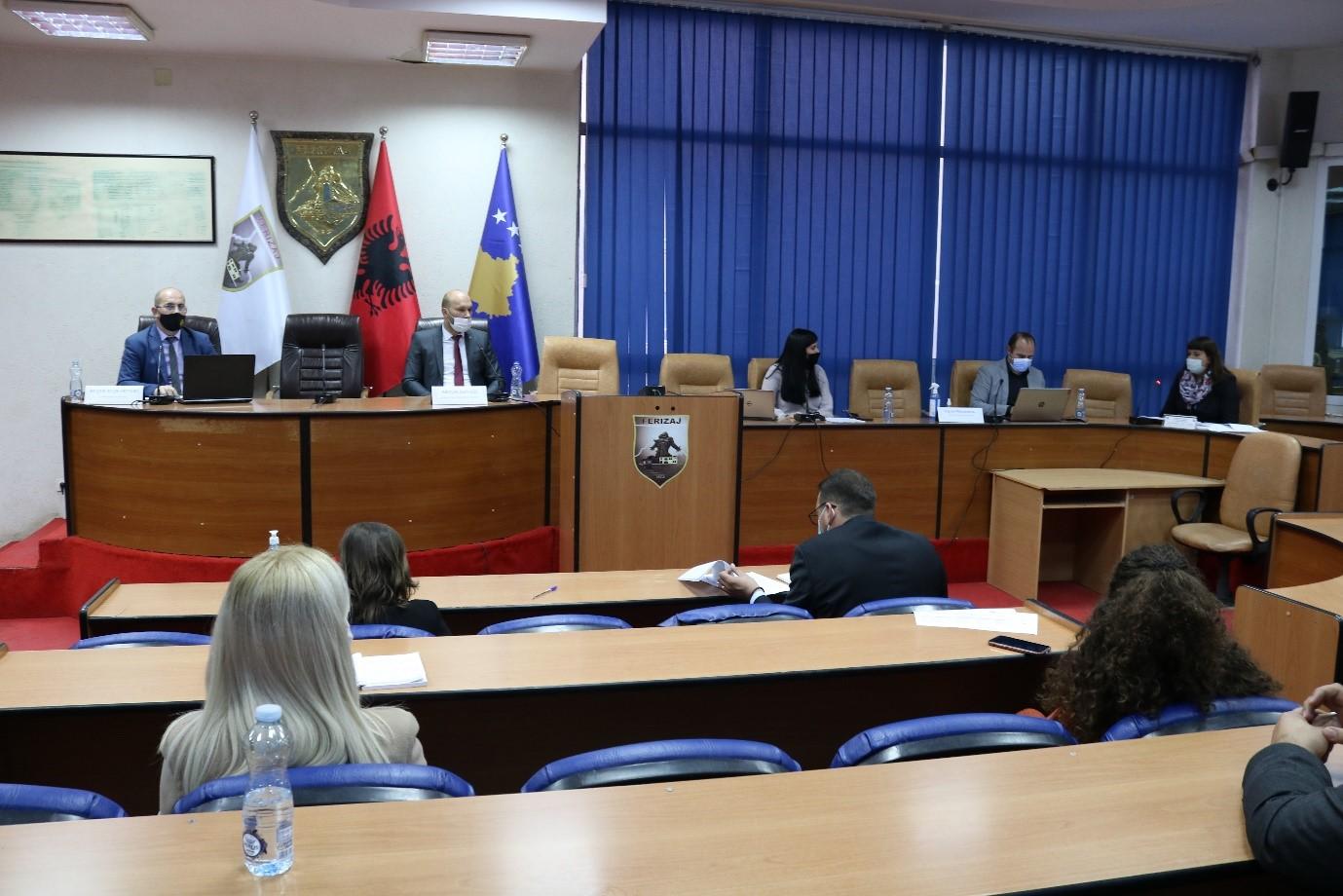 Debati ne Ferizaj foto kryesore