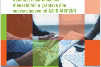 Raporti i performances AZhB MBPZhR