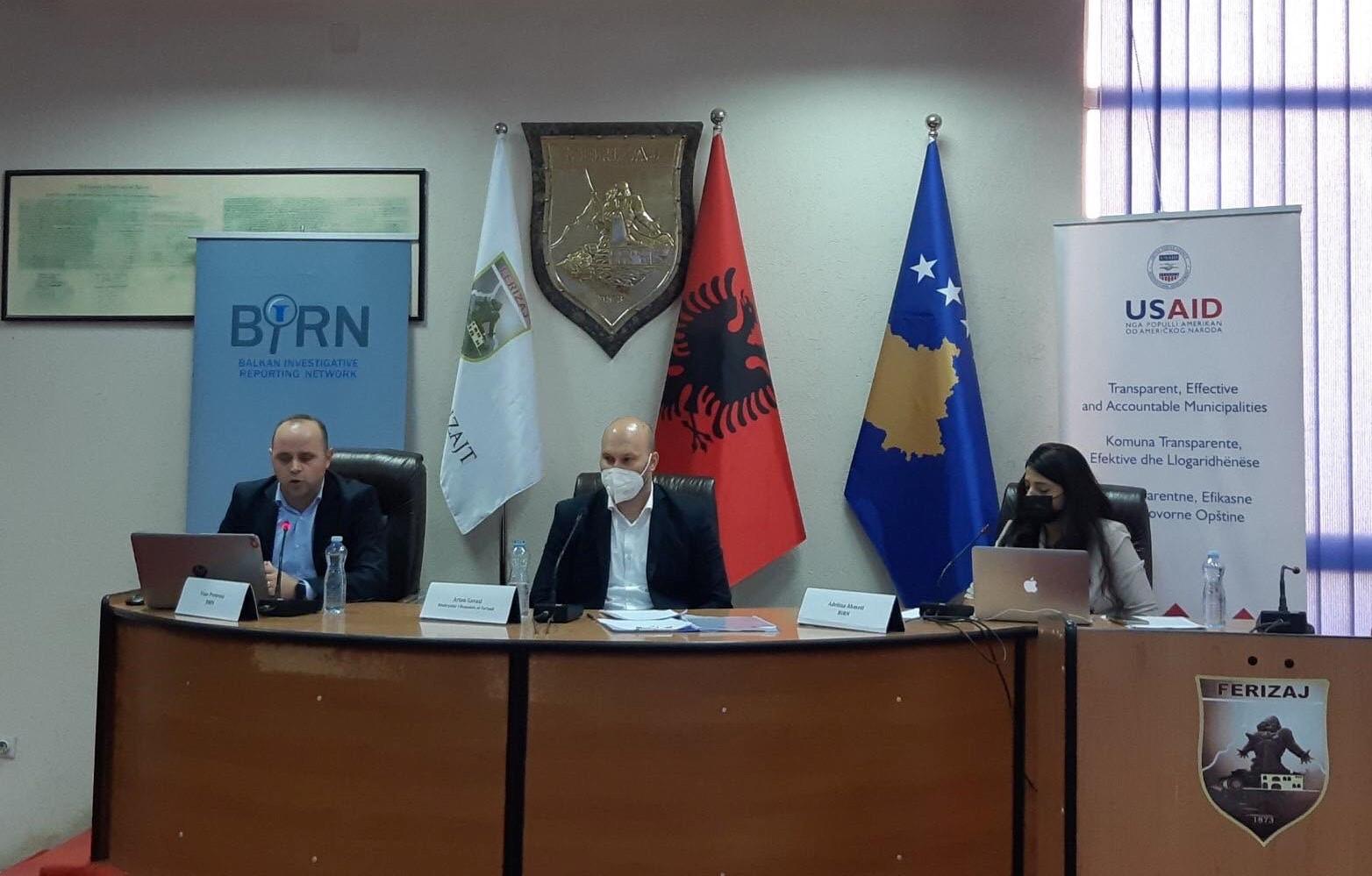 Debati ne Ferizaj 1